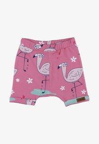 Walkiddy - CUTE FLAMINGO - Shorts - multicoloured - 0