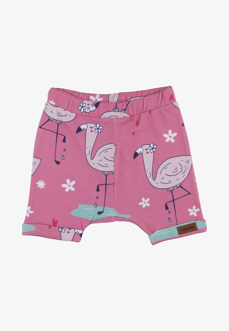Walkiddy - CUTE FLAMINGO - Shorts - multicoloured