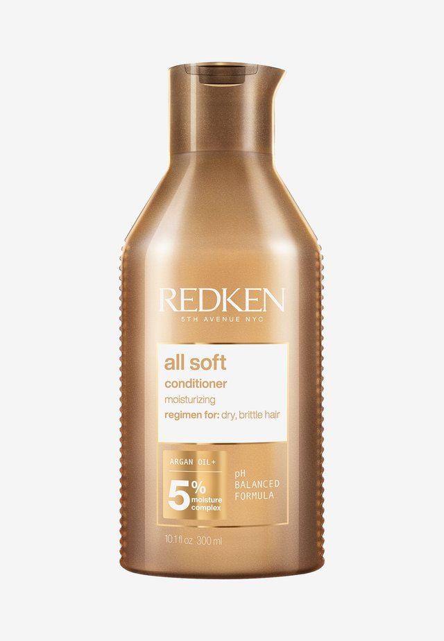 REDKEN ALL SOFT CONDITIONER  - Après-shampoing - -
