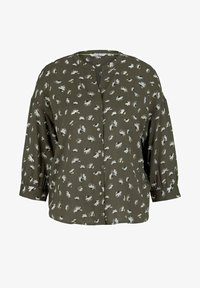 TOM TAILOR - Bluser - khaki small floral design - 4