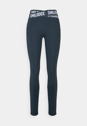 LEGGINGS INTERTWIST - Leggings - blau