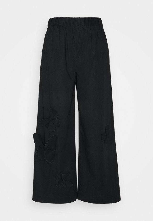PANT - Broek - black