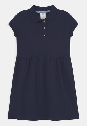 GIRLS UNI  - Korte jurk - true indigo