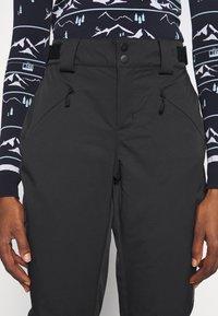 The North Face - LENADO PANT - Snow pants - black - 4