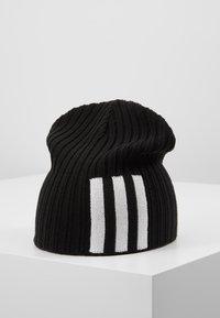 adidas Performance - BEANIE - Lue - black/white - 0