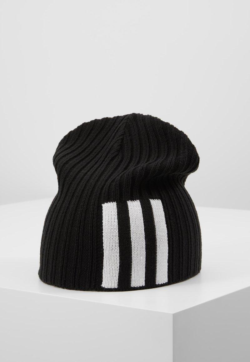 adidas Performance - BEANIE - Lue - black/white