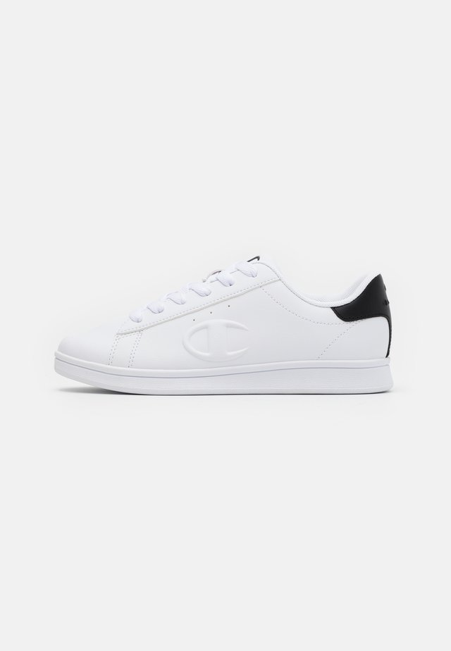 LOW CUT SHOE ANDREA - Sneakersy niskie - white/black