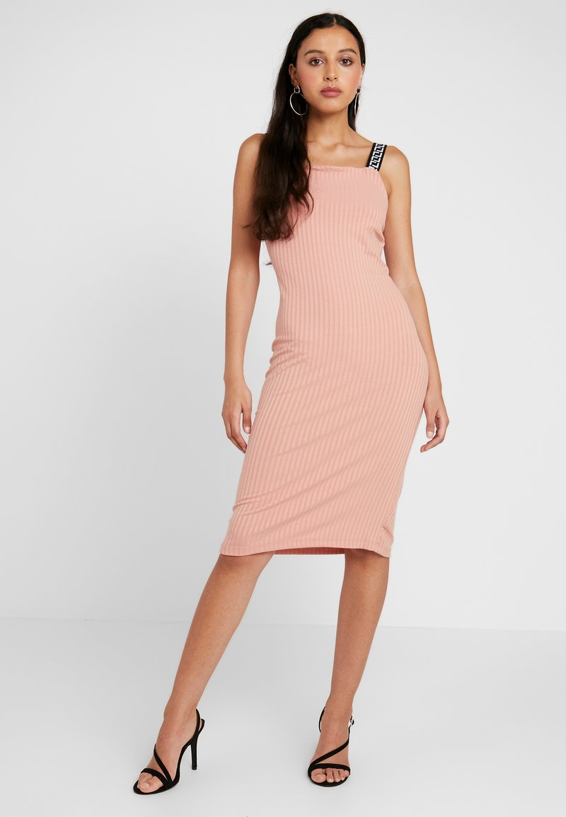 River Island - Shift dress - pale pink