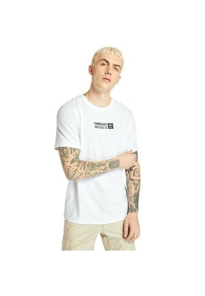 BRAND CARRIER - Print T-shirt - white