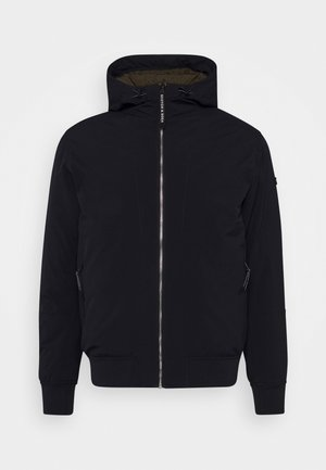 HOODED JACKET - Jas - night