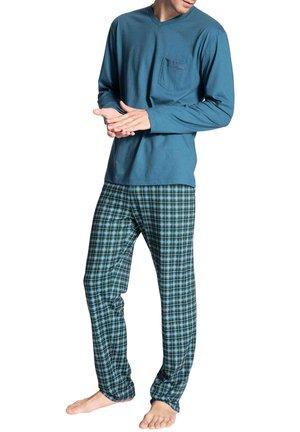 Pyjama set - blue lake