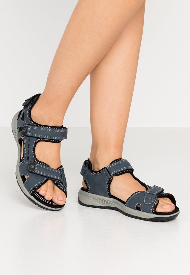Sandalias - jeans