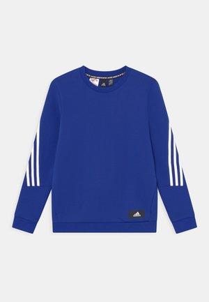 CREW - Longsleeve - bold blue/white