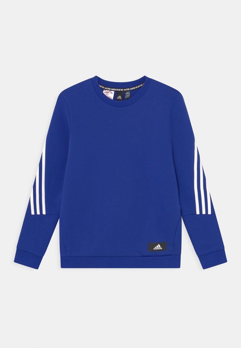 adidas Performance - CREW - Longsleeve - bold blue/white