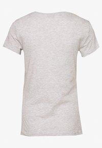 ONLY - ONLPEANUTS LIFE FIT PHOTO BOX - Print T-shirt - light grey - 1