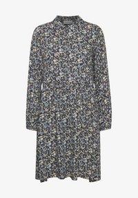 Denim Hunter - Day dress - total eclipse flora print - 4