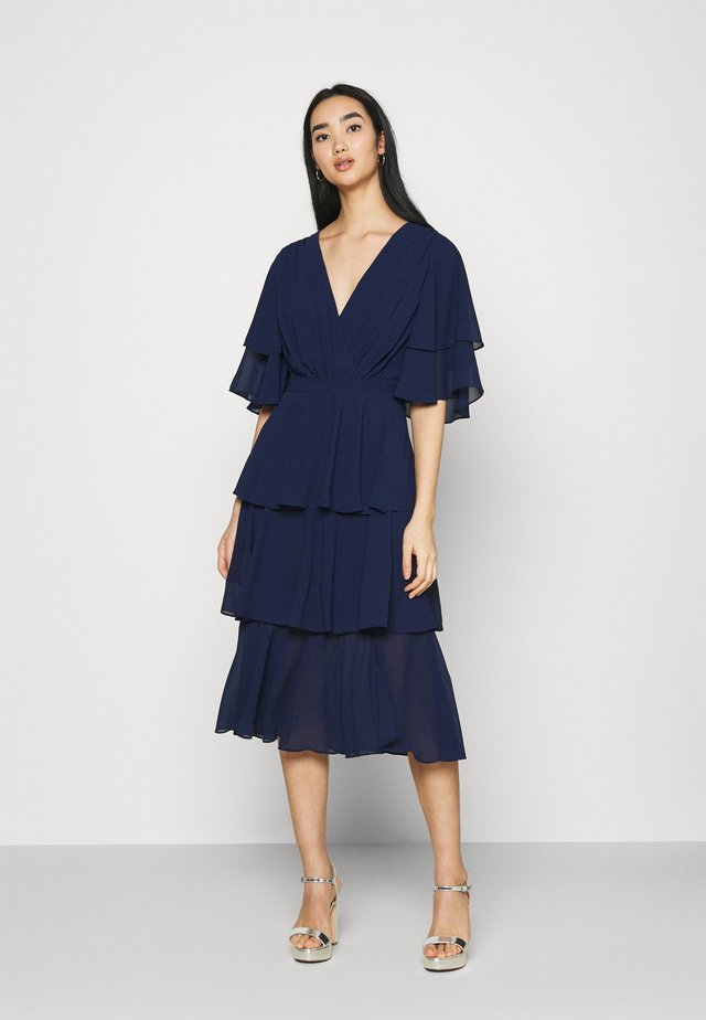 GIANA - Cocktail dress / Party dress - navy