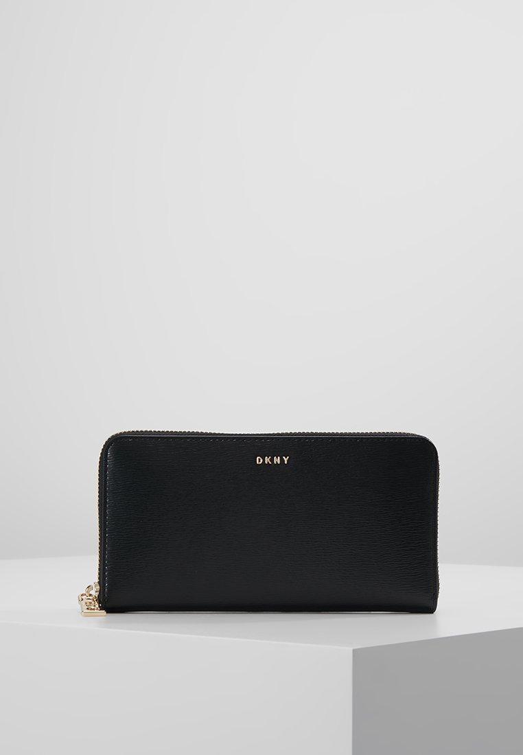 DKNY - Wallet - black/gold