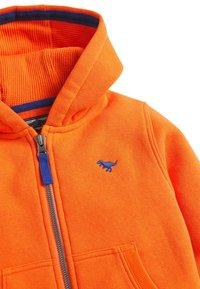 Next - Zip-up hoodie - orange - 2