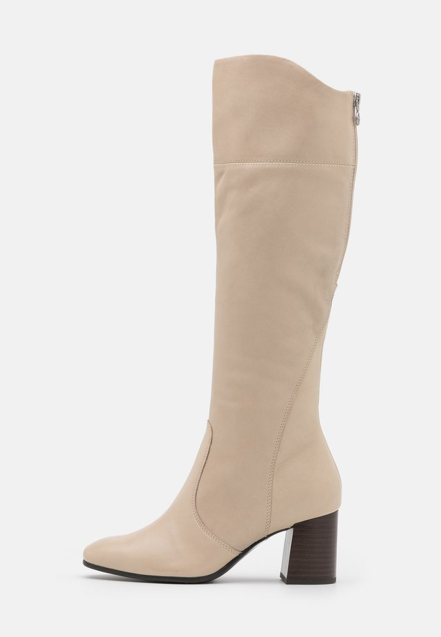 BOOTS - Botas - ivory