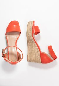 Anna Field - High heeled sandals - burnt orange - 3
