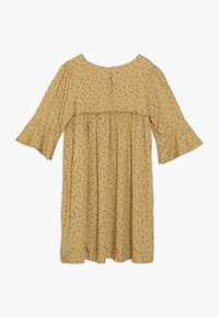 mothercare - FLORAL FLUTE  DRESS - Day dress - mustard - 1