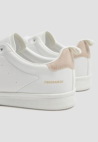 PULL&BEAR - Sneakers laag - white - 6