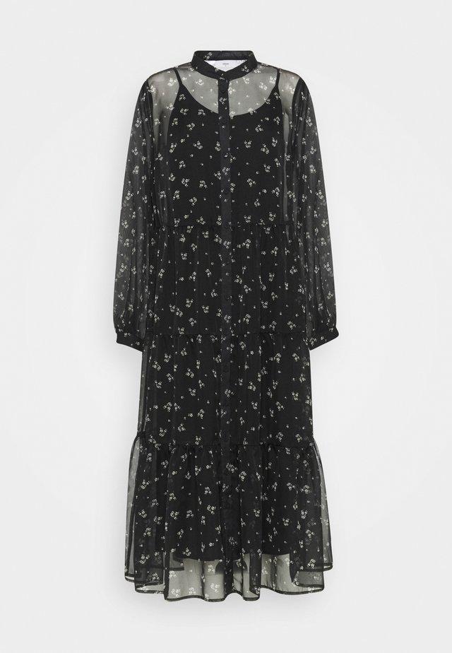 MIKUNA - Shirt dress - black