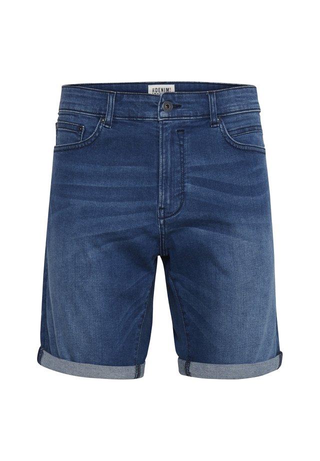 RYDER - Jeansshort - blue dnm