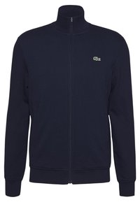 Lacoste Sport - CLASSIC JACKET - Mikina na zip - navy blue - 4