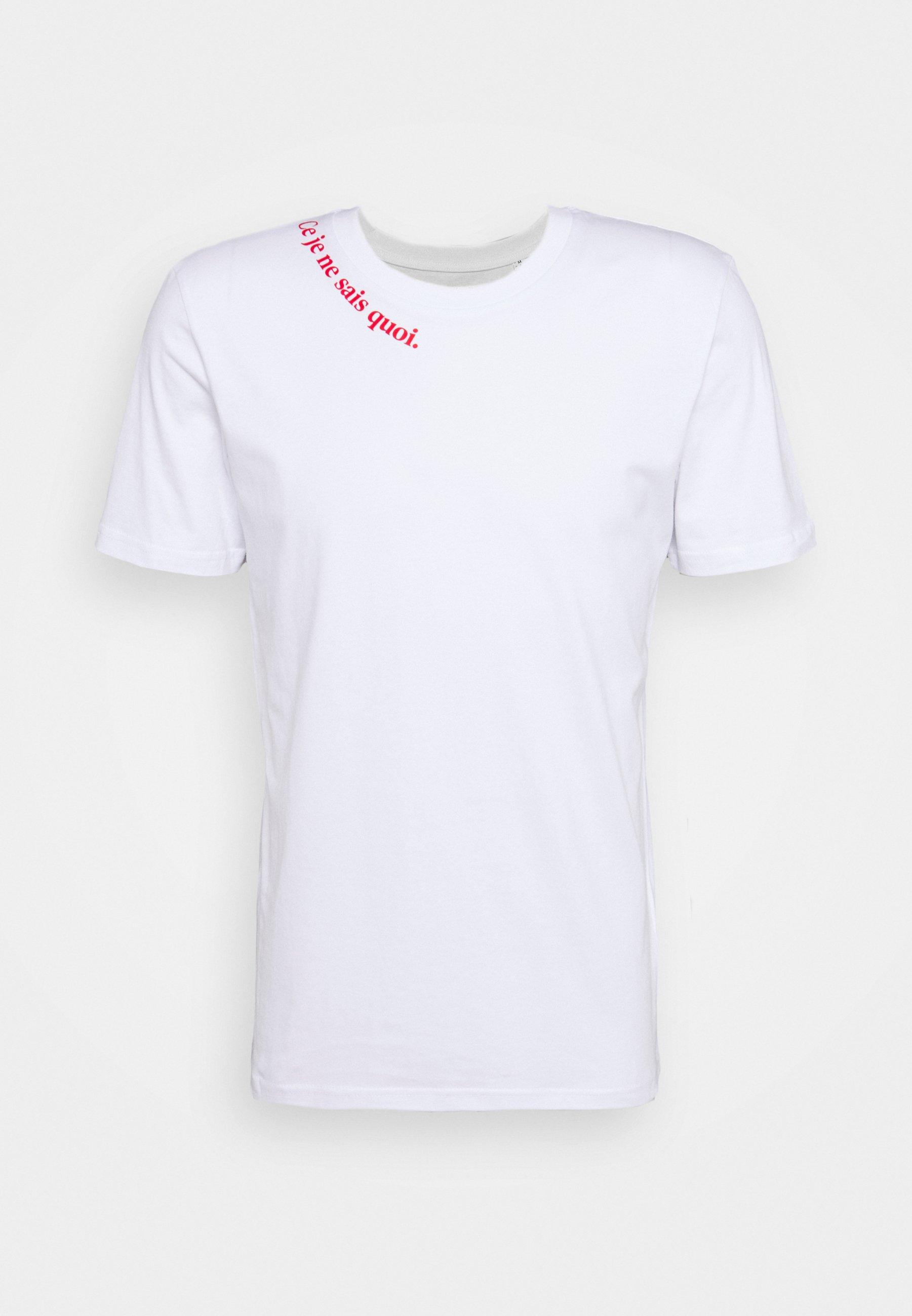 Homme CE JE EN SAIS QUOI UNISEX - T-shirt imprimé
