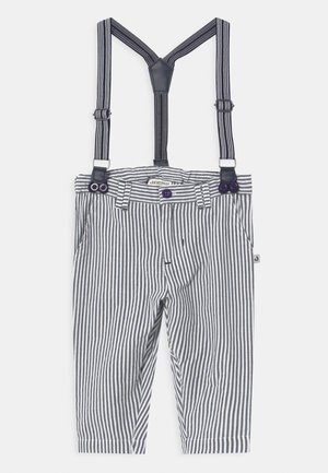 CLASSIC BOYS - Trousers - marine