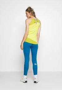 La Sportiva - CLASS TANK - Top - celery/kiwi - 2