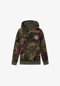 Vans - BY CHECKER 66 PO - Hoodie - camo - 0