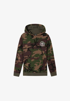 BY CHECKER 66 PO BOYS - Hoodie - camo