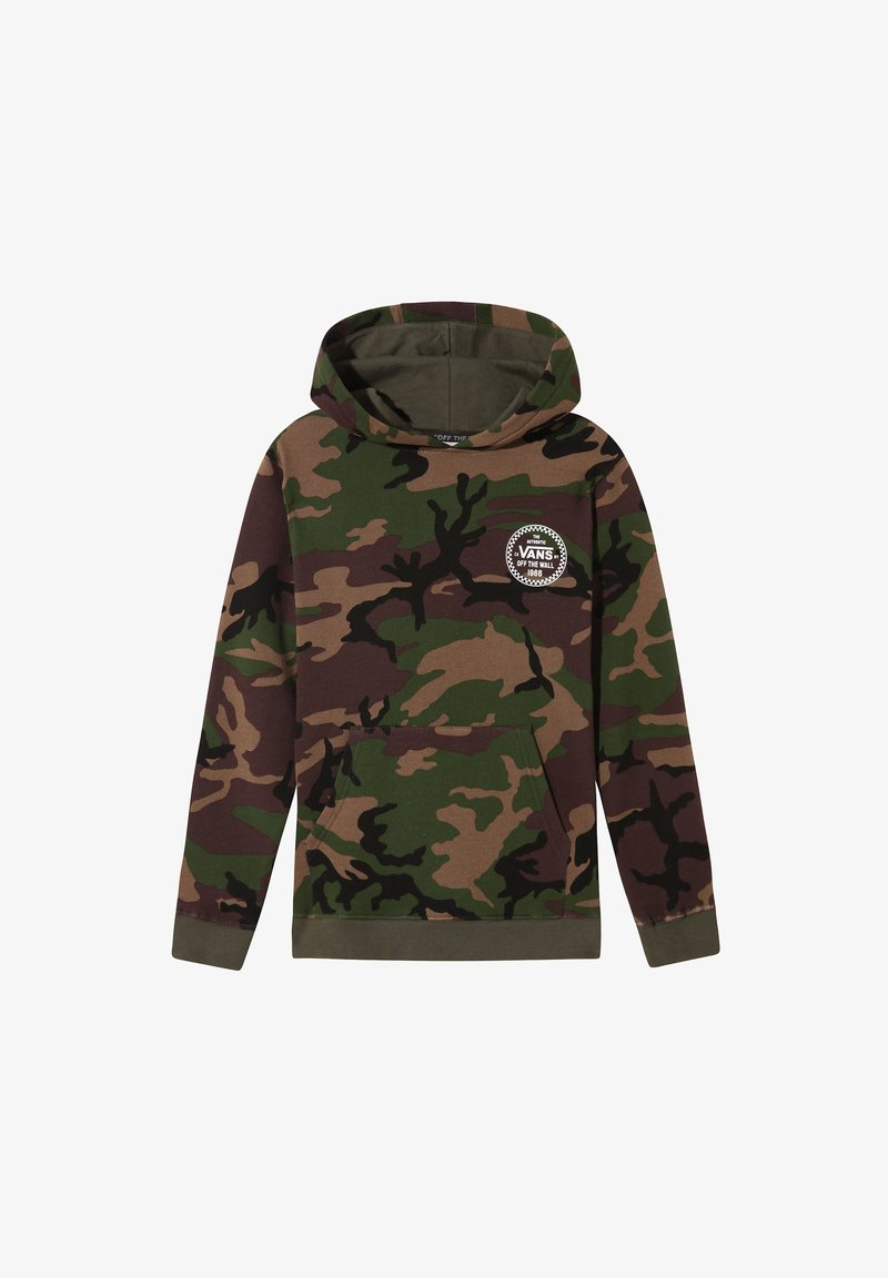 Vans - BY CHECKER 66 PO - Hoodie - camo