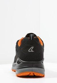 Lowa - INNOX EVO GTX - Hiking shoes - schwarz/orange - 3