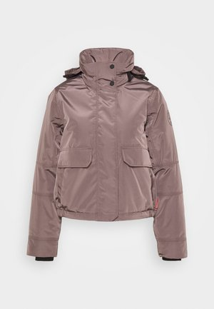 WOMENS INSULATED ANORAK - Zimní bunda - lough
