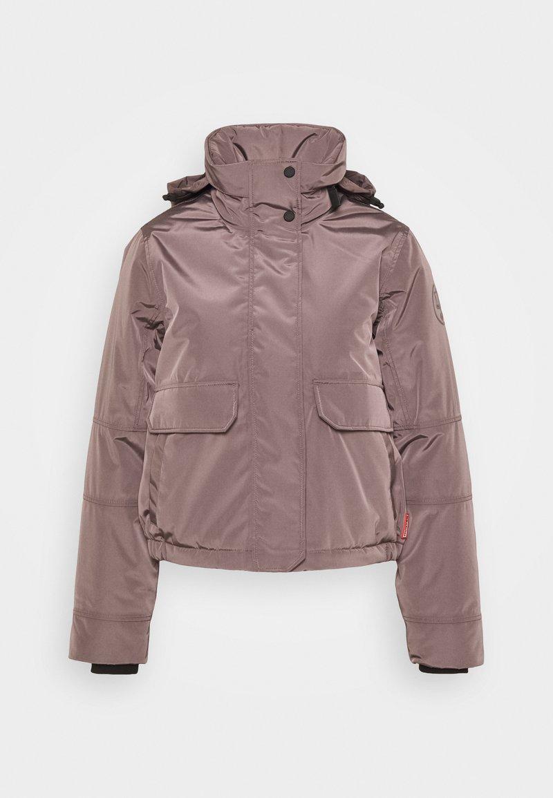 Hunter ORIGINAL - WOMENS INSULATED ANORAK - Winter jacket - lough