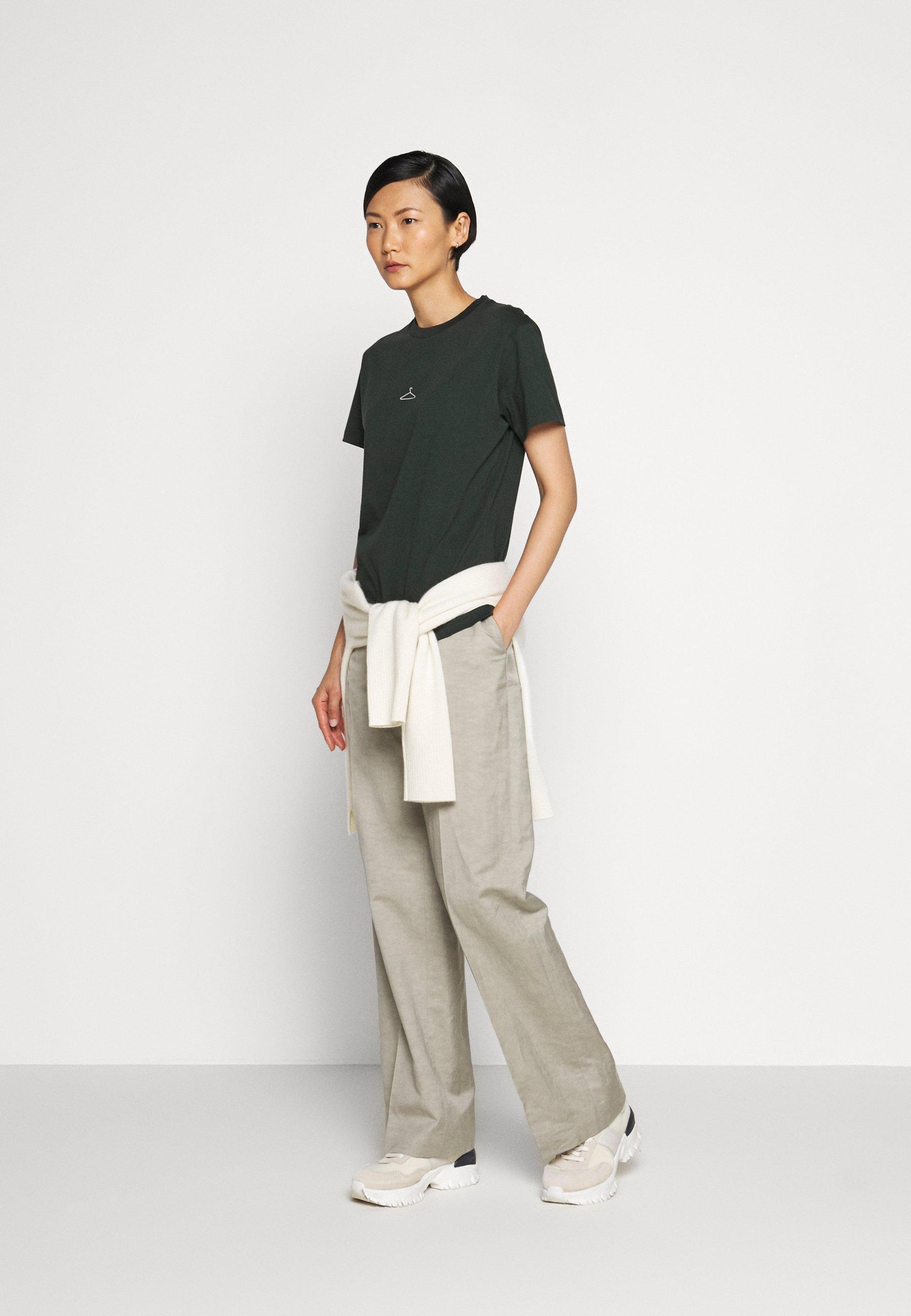 Holzweiler Suzana Tee - T-shirts New Army/oliven