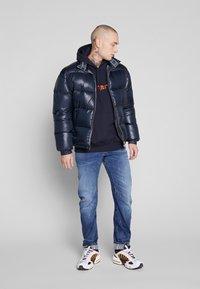 G-Star - ARC 3D SLIM - Jeans slim fit - accel stretch - dk aged - 1