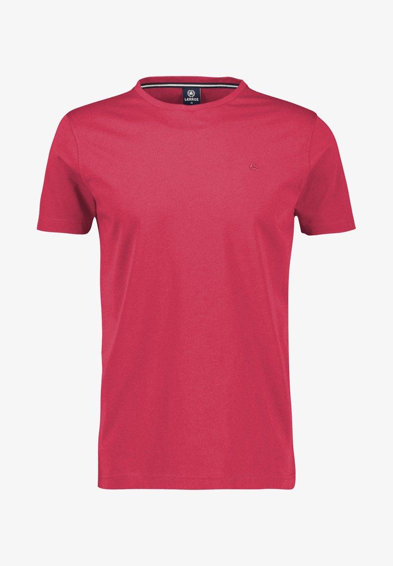 LERROS - Basic T-shirt - coral red