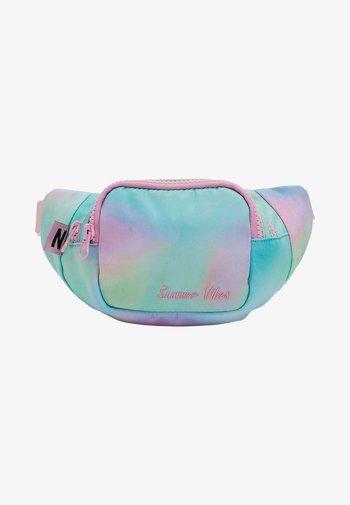 Bum bag - multi coloured