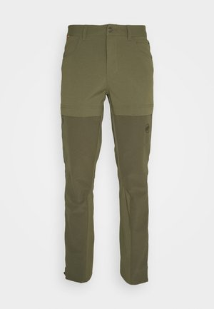 ZINAL GUIDE PANTS MEN - Stoffhose - iguana