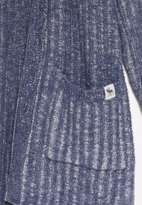 Abercrombie & Fitch - LONG - Kardigan - nighshadow blue marl - 2