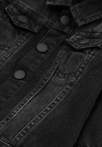 Next - Džínová bunda - black denim - 2