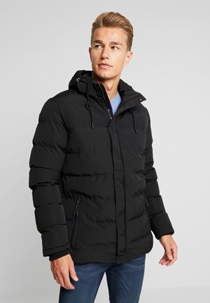 HAMNER - Winter jacket - black
