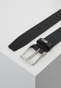 Strellson - GURTELL BUSINESS - Belt business - black - 4