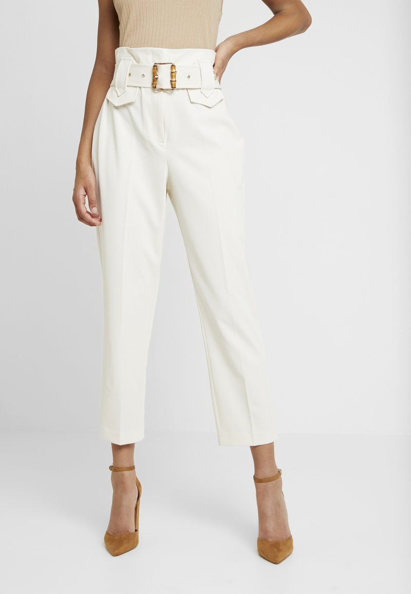 River Island - Bukse - cream