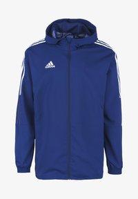 adidas Performance - Chaqueta de entrenamiento - team royal blue - 0